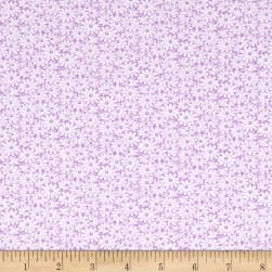 Nana Mae II 1930's Reproduction Daisies Lavender Fabric