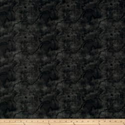 Urban Legend Monotone Blender Charcoal Fabric