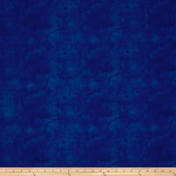 Urban Legend Monotone Blender Blue Fabric
