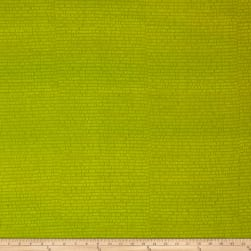 Modern Batiks Pencil Dashes Dark Lime Fabric