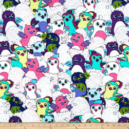 Hatchimals Cotton Hatch Friends Multi Fabric