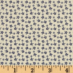Modern Antiques Rose Buds Cream Fabric