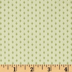 Modern Antiques Spinnings Sage Fabric