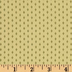 Modern Antiques Spinnings Lime Fabric