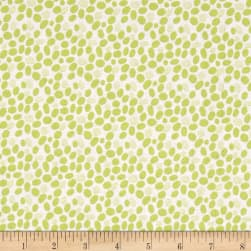 Contempo Improv Beans Crosshatch Citron Fabric