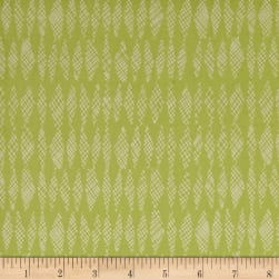 Contempo Improv Twisted Screen Citron Fabric