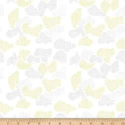 Contempo Improv Screen White/Citron Fabric