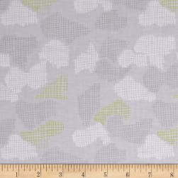 Contempo Improv Screen Light Grey Fabric