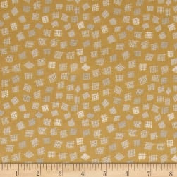 Contempo Improv Patches Cinnamon Fabric