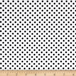 Kanvas Oops A Daisy Oops Dot White Fabric