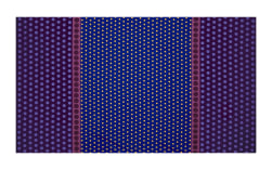 Contempo Dot Crazy Playground Purple Fabric