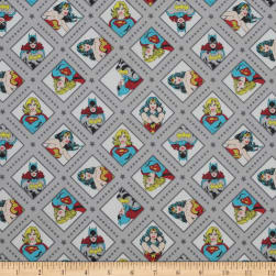 DC COMICS ll Super Women Iron Fabric