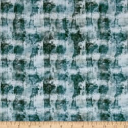 Kanvas Into the Woods II Muted Texture Teal