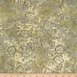 Bali Sweet Love Thunbergia Cloud Fabric