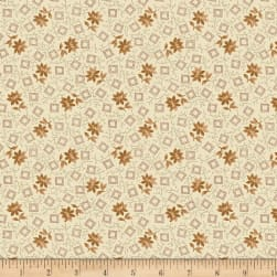 Benartex Homestead: Country Blossom Cream Fabric