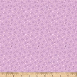 Benartex Homestead: Country Bubble Violet