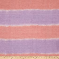 Kaffe Fassett Artisan Blush Ikat Orange Fabric