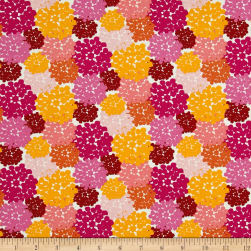 Amy Reber Jitterbug Etta Redbud Fabric