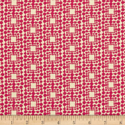 Amy Reber Jitterbug Sweet Briar Jessamine Fabric
