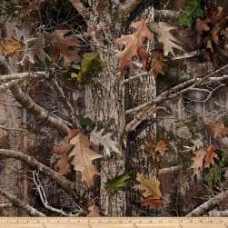 True Timber Camo Tricot Bonded Fleece - Kanati