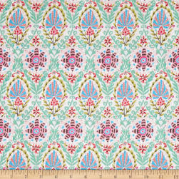 Dena Designs Bohemia Talavera Lotus Fabric