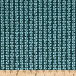 Designer Essentials Boston Commons Faneuil Green Fabric