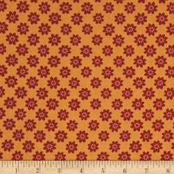 Designer Essentials Boston Commons Newbury Gold Fabric