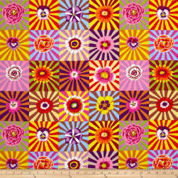 Kaffe Fassett Fall 2017 Sunburst Bright Fabric
