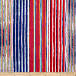 Kaffe Fassett Fall 2017 Regimental Stripe Contrast Fabric