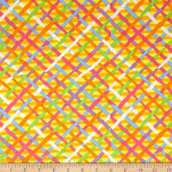 Brandon Mably Fall 2017 Mad Plaid Gold Fabric