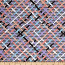 Brandon Mably Fall 2017 Mad Plaid Stone Fabric