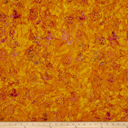 Andover A Splash of Color Batik Twig Honey