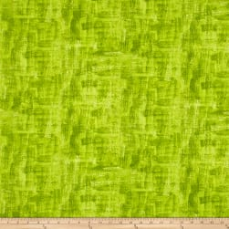 Andover Brushline Lime Fabric