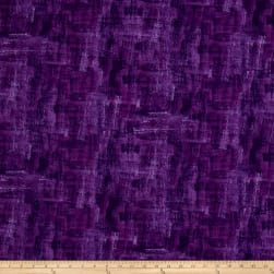 Andover Brushline Grape Fabric