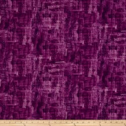 Andover Brushline Violet Fabric