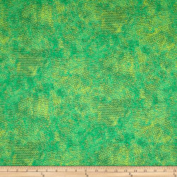 Andover Dimples Fresh Sage Fabric