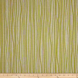 Alison Glass Diving Board Seagrass Chartreuse on Tailored