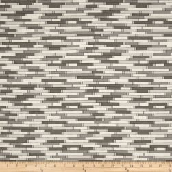 Uptown Backsplash Grey Fabric