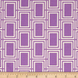 Uptown Gemstones Purple Fabric