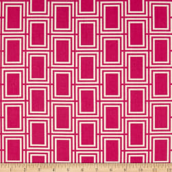 Uptown Gemstones Hot Pink Fabric