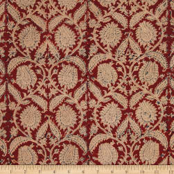 Andover Vegetable Dyes Red Tomato Fabric