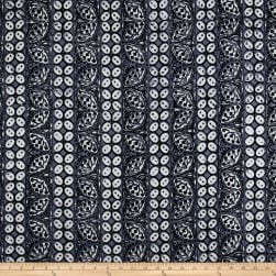 Java Garden Batiks Highpath Black Fabric