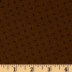 Andover Over The Rainbow Arrows Brown Fabric
