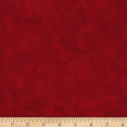 Andover Dimples Crimson Fabric