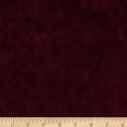 Andover Dimples Tuscan Red Fabric