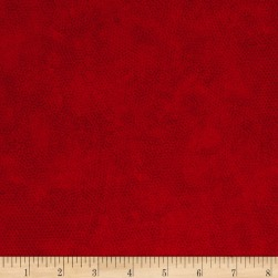 Andover Dimples Fire Engine Fabric