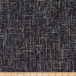 Telio Tweed Deep Royal Fabric