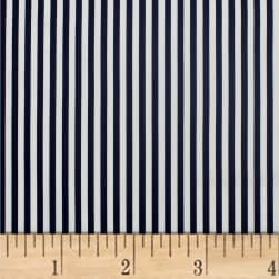 Mixology Stripes Indigo Fabric