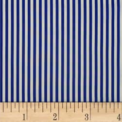 Mixology Stripes Royal Fabric