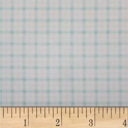 Mixology Plaid Rainwater Fabric
